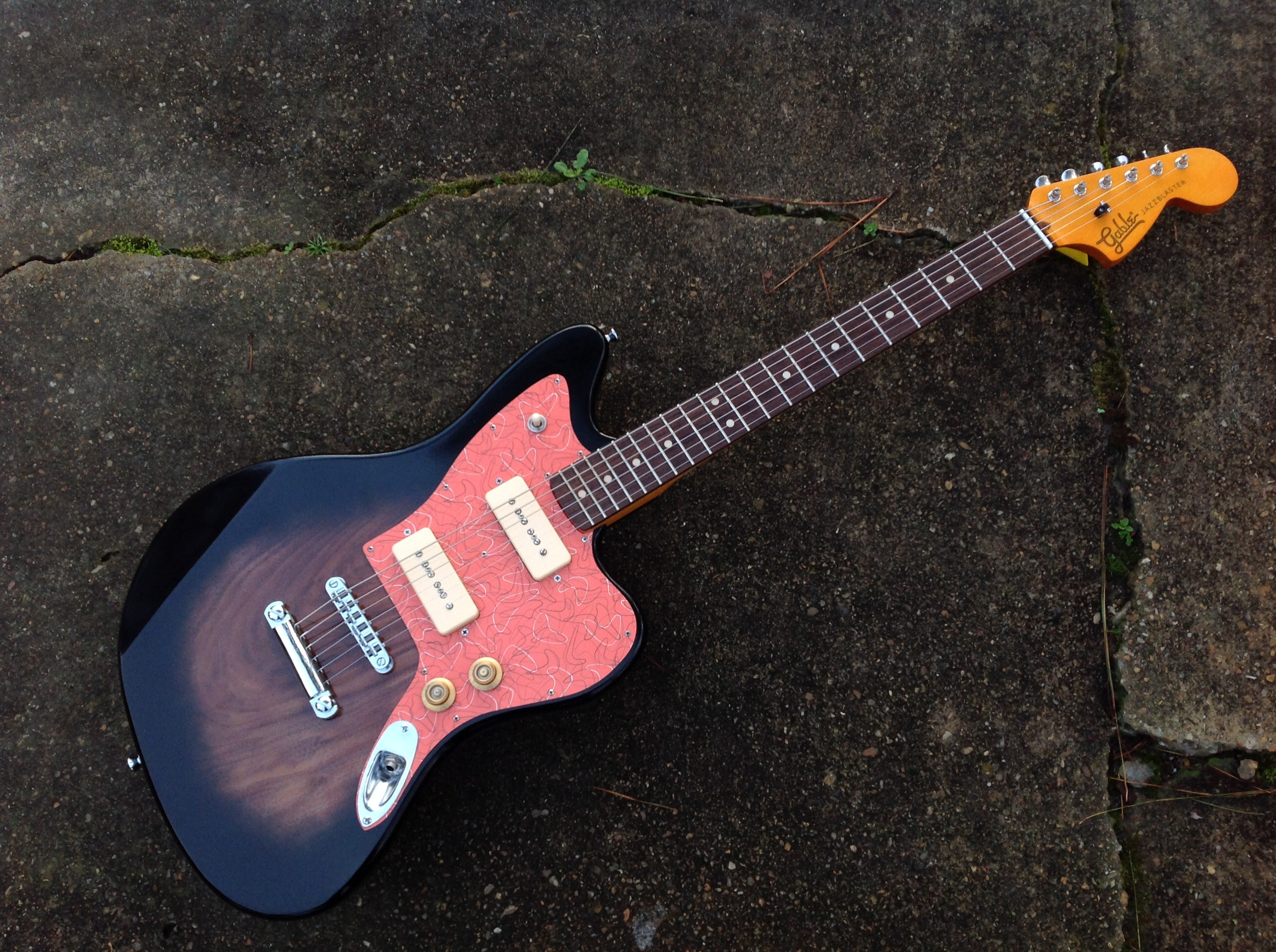 Birdmaster: A New Guitar Experiment - tonefiend com