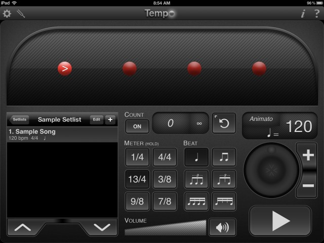 05. Metronome™