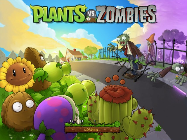 11. Plants vs. Zombies