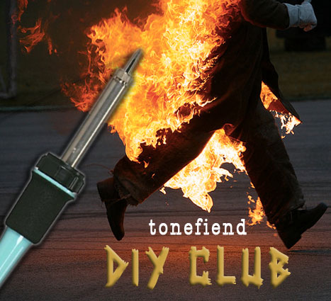 Tonefiend DIY Club: Projects & Resources - tonefiend com