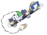 Prewired replacement electronics provide access to many popular wiring mods, minus the soldering.