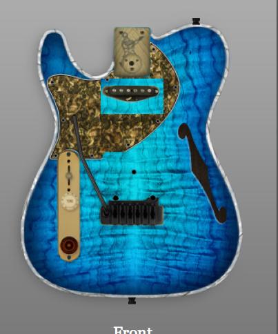 Luthier: Gavin