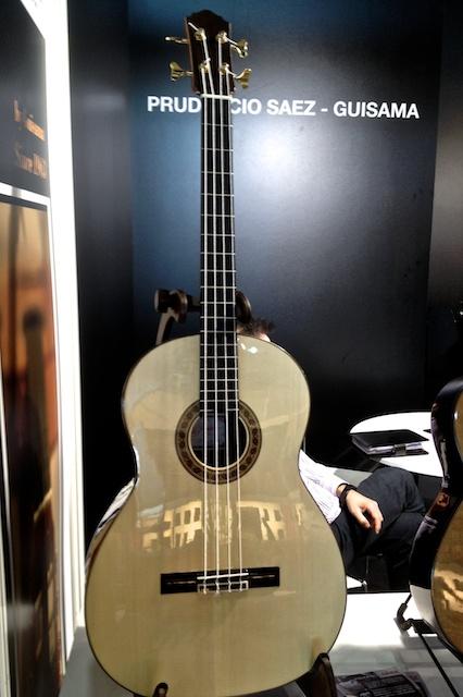Nylon-string bass