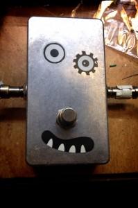 No-knob Fuzz Face