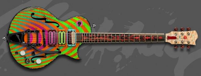 Luthier: Micah Houchin