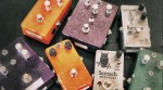 These funky homemade pedals represent all the leading octave-fuzz circuits.