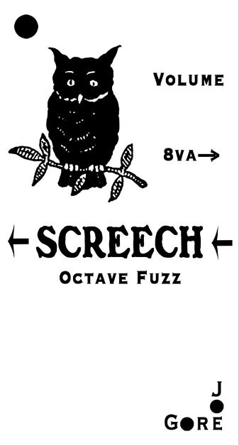 screech graphic