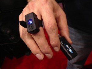Source Audio's Hot Hand USB wireless controller.