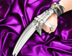 Silk and steel — bad-ass, or strictly for wusses?