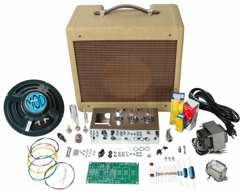 Fender Excelsior Amplifier - YouTube